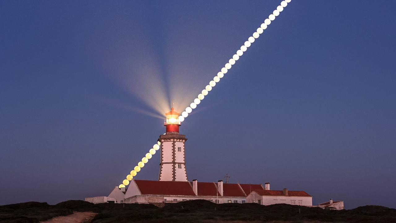 Cape Espichel Deniz Feneri