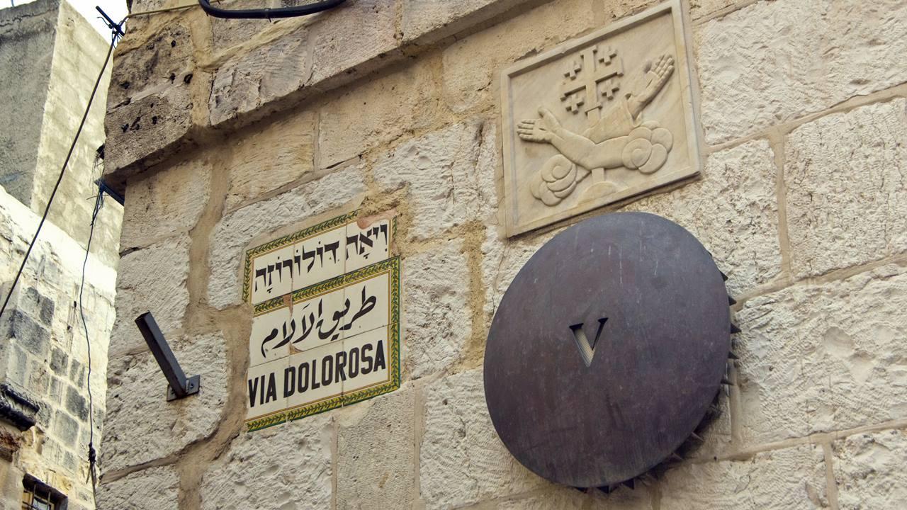 Dünyanın En Ünlü Caddeleri: Via Dolorosa