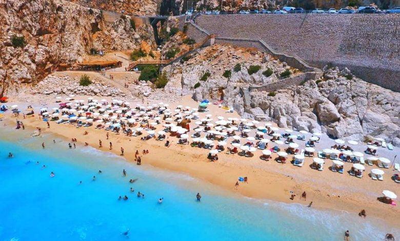 En Güzel Kaş Plajları