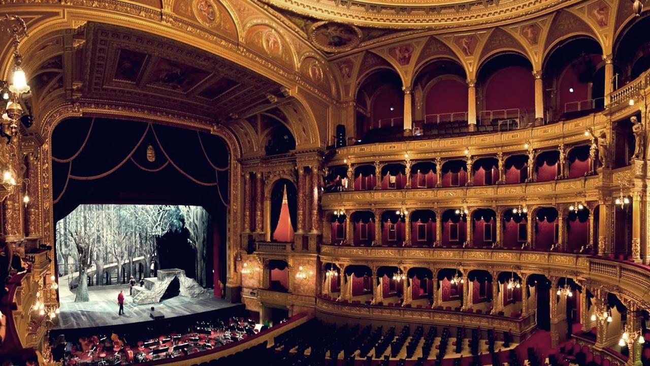 En Güzel Opera Binaları: Macaristan