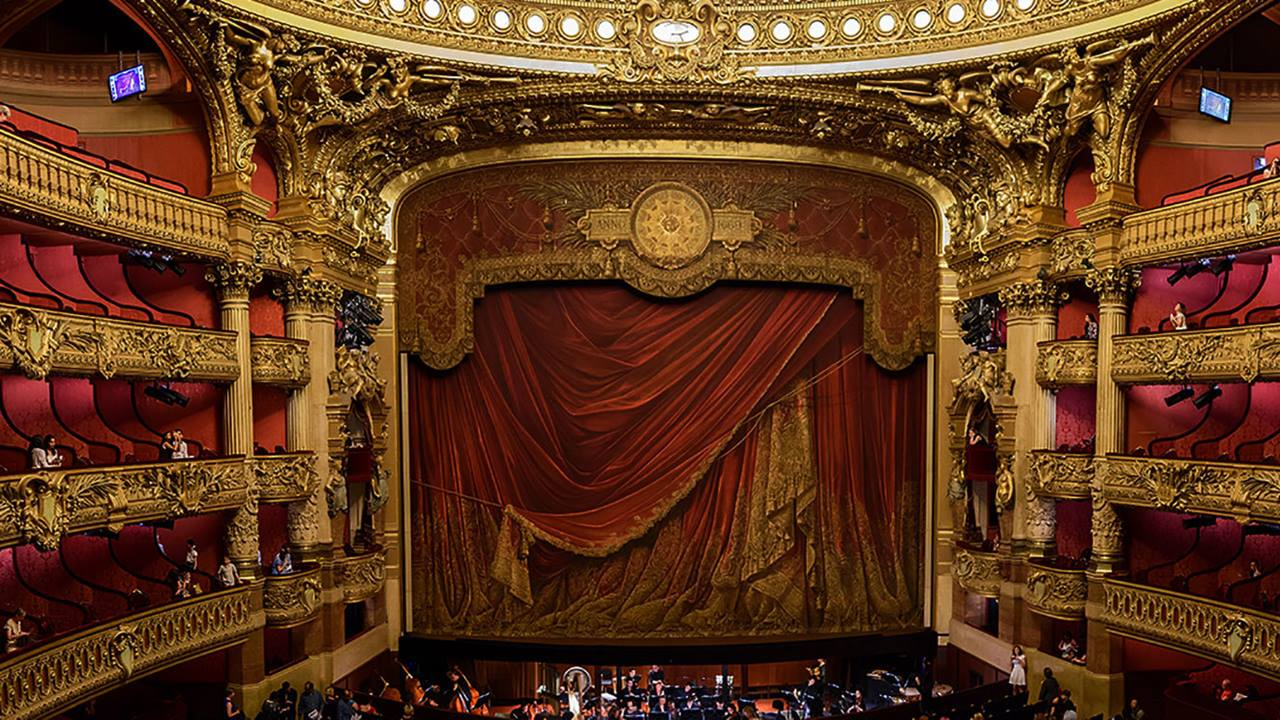 En Güzel Opera Binaları: Palais Garnier