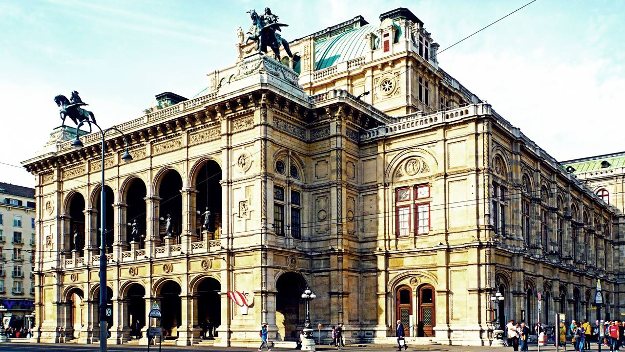 En Güzel Opera Binaları: Viyana