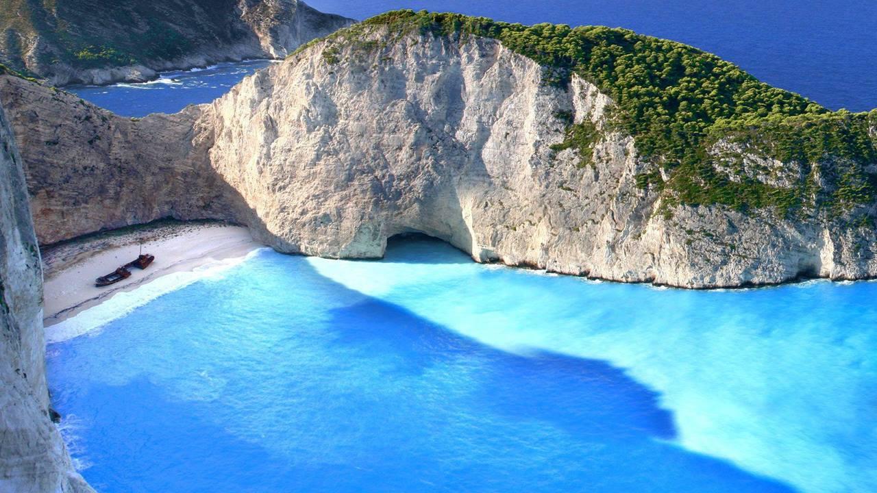 En Güzel Yunanistan Plajları: Navagio