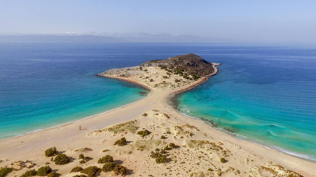 En Güzel Yunanistan Plajları: Simos