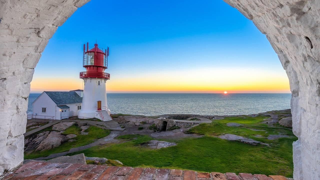 Lindesnes Deniz Feneri