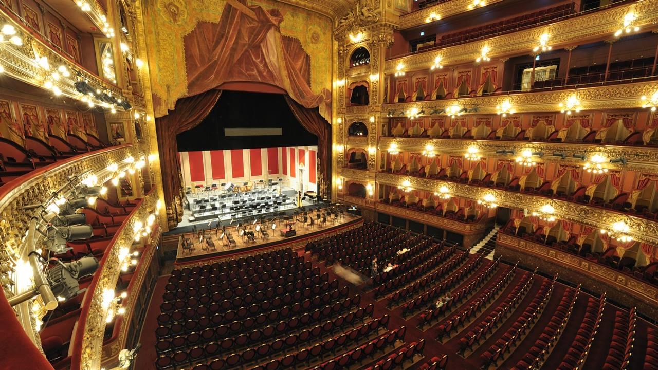 Opera Binaları: Teatro Colon