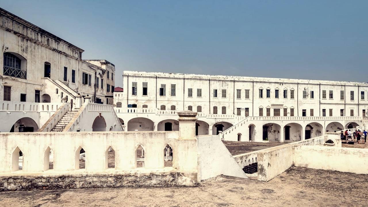 Tarihi Hapishaneler: Elmina Kalesi