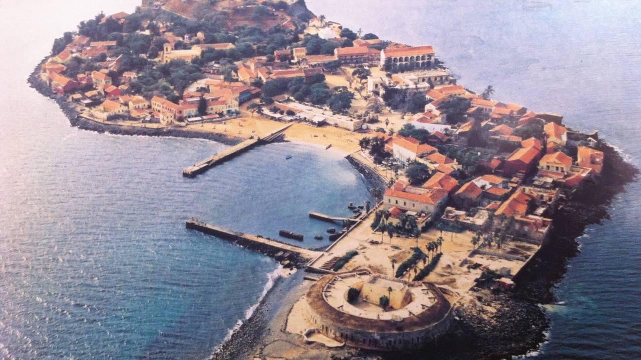 Tarihi Hapishaneler: Goore Adası