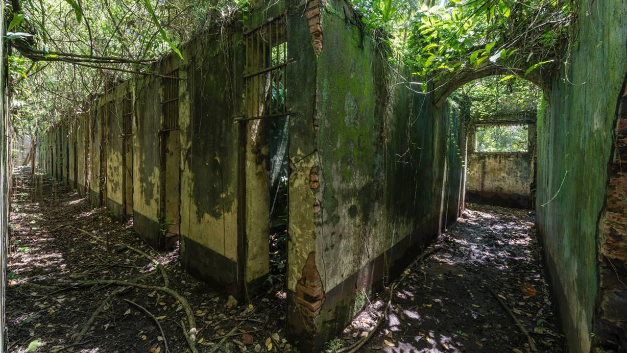 Tarihi Hapishaneler: Şeytan Adası