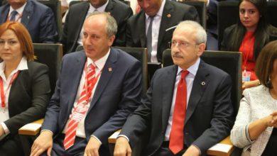 Photo of İnce'den Kılıçdaroğlu'na: Bölücü Kim?