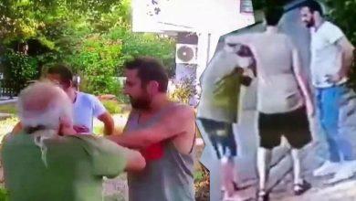 Photo of Yaşlı adamı döven Halil Sezai'den yeni açıklama