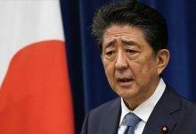 Photo of Abe'den tartışmalı tapınağa ziyaret