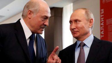 Photo of Destek Arayan Lukaşenko'nun İlk Ziyareti Putin'e