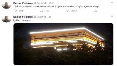 """Photo of Anayasa Mahkemesi'nden """"Işıklar Yanıyor"""" Açıklaması"""