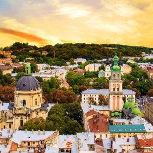 Lviv - Ukrayna