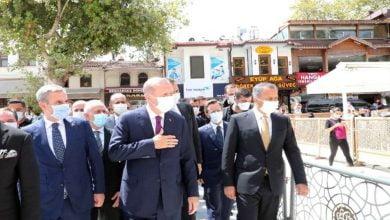 """Photo of Erdoğan'dan Yeni Tedbir Sinyali: """"Vatandaşlar Maske Takmıyor"""""""
