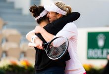 Photo of Alexa Guarachi, Adelaide WTA 500'de çiftler şampiyonu oldu