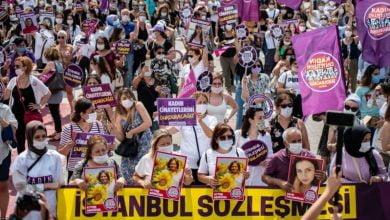 Photo of İstanbul Sözleşmesi'nden Türkiye'nin Cumhurbaşkanlığı Kararnamesi ile çekildiği açıklandı