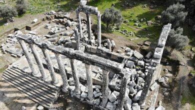 Photo of Zeus Tapınağı ihtişamına kavuşacak