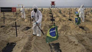 Photo of Brezilya'da sağlık sistemi alarm veriyor