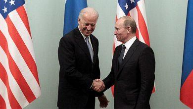 Photo of Putin: ABD Başkanı Biden'a sağlıklar dilerim