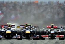 Photo of Formula 1'de geri sayım