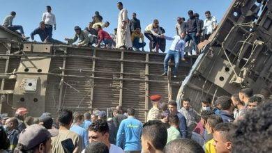 Photo of Mısır'da tren kazası: 32 ölü