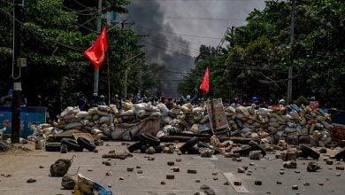 Photo of Türkiye'den Myanmar'a kınama