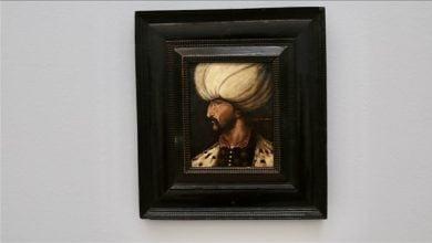 Photo of Kanuni Sultan Süleyman portresi açık artırmayla satılacak