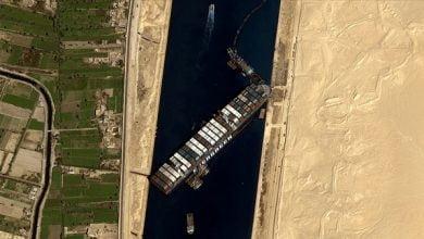 Photo of Süveyş Kanalı açıldı