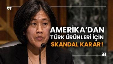 Photo of Amerika'dan Türk Ürünlerine Vergi mi Geliyor?