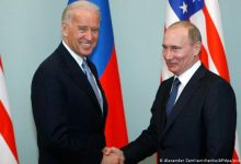 "Photo of Biden'a göre Putin ""bir katil"""