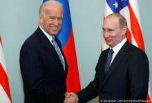 "Photo of Biden'a göre Putin ""bir katil"""