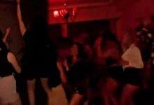 Photo of DJ eşliğinde corona partisi! 17 villa kapatıldı