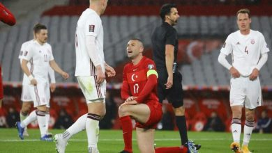 Photo of MAÇ SONUCU | Türkiye 3-3 Letonya (2022 Dünya Kupası Elemeleri)