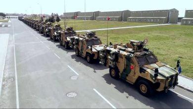 Photo of NATO Alarm Tatbikatı, Tekirdağ'da gerçekleştirildi