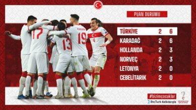 Photo of Türkiye'den bir zafer daha