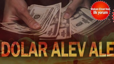 Photo of Dolar alev alev