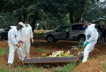 Photo of Brezilya'da bir günde 3 bin 780 kişi öldü