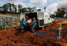 Photo of Brezilya'da bir günde 4 bin 195 kişi öldü