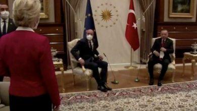 Photo of Ankara'daki koltuk krizi sonrasında AB liderleri ilk kez bir araya geldi