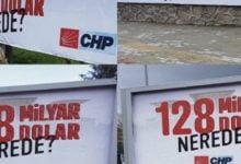 Photo of Beylikdüzü'ne asılan '128 milyar dolar nerede?' afişlerine Erdoğan'a hakaret soruşturması!