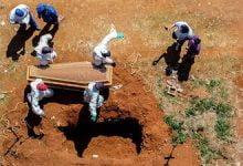 Photo of Rakamlar korkunç! Son 24 saatte 3560 ölüm