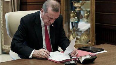 Photo of Cumhurbaşkanı Kararnamesi ile büyükelçiliklerde atama yapıldı