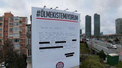Photo of Kadın Cinayetlerini Durduracağız Platformu, İstanbul Sözleşmesi'nden çekilme kararını dev bir dilekçe ile protesto etti
