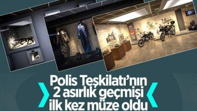 Photo of Türk Polis Teşkilatının ilk müzesi, Ankara'da açılıyor