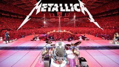 Metallica Konserleri: 2022